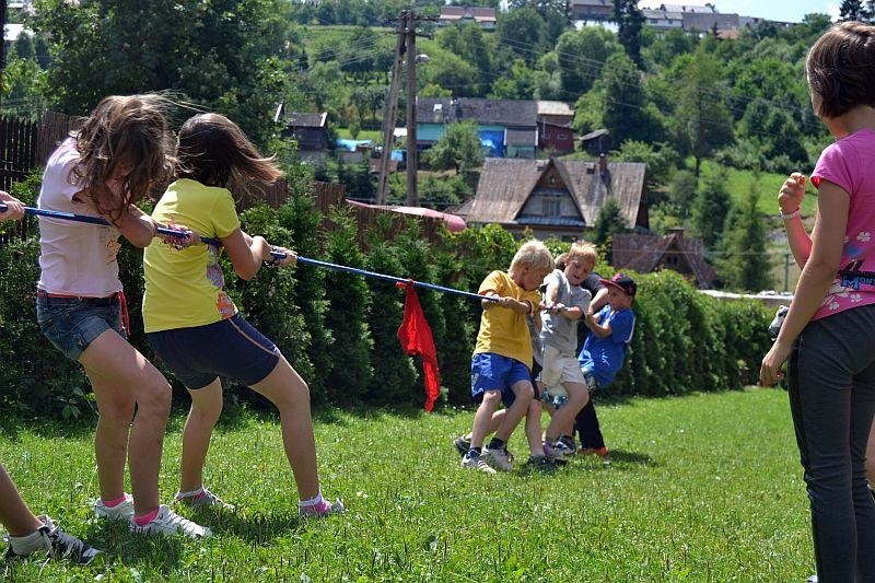 Zielone szkoły pełne atrakcji, różnych ciekawych konkurencji.